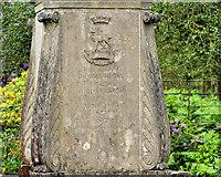 SJ5510 : The Berwick Memorial (detail) by David Dixon