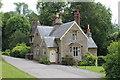 ST5071 : Chaplain's Lodge, Tyntesfield by M J Roscoe