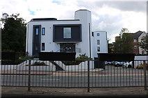SP8213 : Office block on Walton Street, Aylesbury by David Howard
