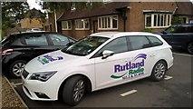 TF1505 : Rutland Radio car, Glinton by Paul Bryan