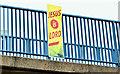J3775 : Religious message, Sydenham, Belfast (June 2019) by Albert Bridge