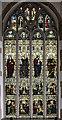 TG2208 : Stained glass window, St Peter Mancroft church, Norwich by Julian P Guffogg