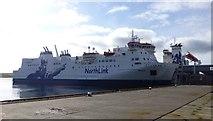 HU4642 : NorthLink ferry Hrossey by Russel Wills