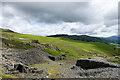 NY2902 : Greenburn Mine site by Trevor Littlewood