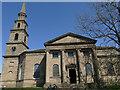 SE2918 : St Peter & St Leonard, Horbury - south side by Stephen Craven