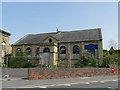 SE2918 : Disused Sunday School building, Westfield Road, Horbury by Stephen Craven