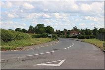 SP7117 : High Street Westcott by David Howard