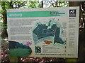 SU7187 : Information Board at Warburg Nature Reserve (1) by David Hillas