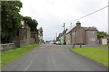 NX4355 : Bank Street, Wigtown by Billy McCrorie