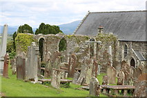 NX4355 : Old Church Ruin, Wigtown by Billy McCrorie