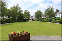 NX4355 : Park & Garden, Wigtown by Billy McCrorie