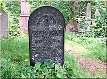 TG2408 : The grave of Horace and Sarah Anne Lacey by Evelyn Simak