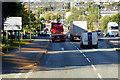 NJ9403 : A956, Wellington Road by David Dixon