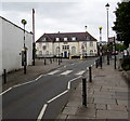ST3390 : Zebra crossing in the centre of Caerleon by Jaggery