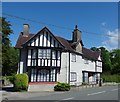 SN7131 : Borezell - Former Royal Oak Inn, Llanwrda by Colin Cheesman
