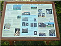 SU7286 : Information Board at Bix Bottom by David Hillas