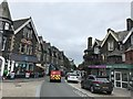 SD4198 : Crescent Road in Windermere by Richard Humphrey