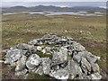 NB2023 : Shieling hut, Airigh Cnoc Corrach Cul na Beinne, Isle of Lewis by Claire Pegrum