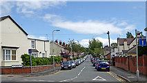 SO9096 : Alexandra Road in Penn, Wolverhampton by Roger  Kidd
