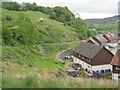 NM8528 : New houses in Glenshellach by M J Richardson
