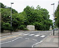 SY3392 : Zebra crossing, Uplyme Road, Lyme Regis by Jaggery