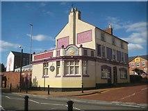 SP8968 : Wellingborough: The Rising Sun by Nigel Cox