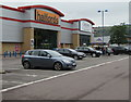 ST1588 : Halfords Caerphilly by Jaggery