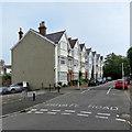 TQ5838 : Tunbridge Wells: Christchurch Avenue by John Sutton