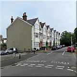 TQ5838 : Tunbridge Wells: Christchurch Avenue by John Sutton