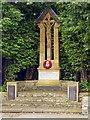 SK4427 : War memorial, High Street, Castle Donington by Alan Murray-Rust
