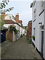 TQ5838 : Tunbridge Wells: down Frog Lane by John Sutton