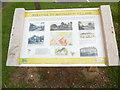 TL0104 : Information Board in Bovingdon by David Hillas