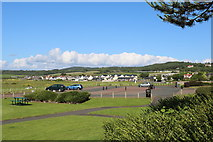 NS2107 : Car Park at Maidens by Billy McCrorie