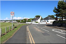 NS2107 : Harbour Road, Maidens by Billy McCrorie
