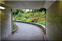 NY2623 : Underpass from the lake, Keswick by Jim Barton