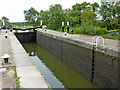 SP1876 : Knowle Top Lock south-east of Solihull by Roger  Kidd