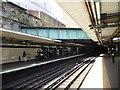 TQ2878 : River Westbourne at Sloane Square Underground station by Marathon
