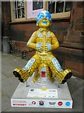 NT2574 : New Town Wullie by Richard Sutcliffe