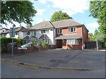SP0882 : Houses on Blenheim Road, Birmingham by JThomas