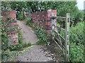SP2191 : Bridge over River Blythe by Michael Westley