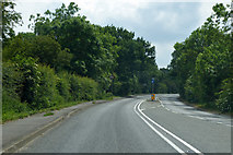 SP7190 : B6047 Harborough Road by Robin Webster