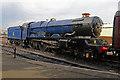 SP0532 : Gloucestershire Warwickshire Railway - King Edward II by Chris Allen