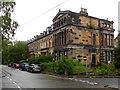NS5766 : Tenement row, Oakfield Avenue - 1 by Alan Murray-Rust
