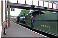SP0229 : GWR - an equal opportunities employer by Chris Allen