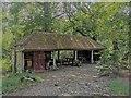 TQ3935 : The Woodlanders Rest, Hollybush Woods by PAUL FARMER
