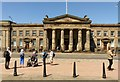 NS5964 : Geograph members outside the Court of Justiciary by Alan Murray-Rust