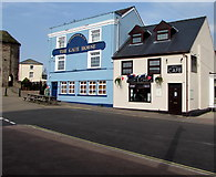 SO5012 : Monnow Bridge Fish & Chips, Monmouth by Jaggery