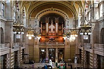 NS5666 : The Organ, Kelvingrove Art Gallery and Museum by Mark Anderson