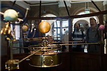 NS5666 : Fulton's Orrery, Kelvingrove Art Gallery and Museum by Mark Anderson