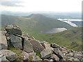 NN0630 : Cruachan Reservoir from Summit by Adam Ward